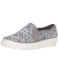 Skechers - Goldie-rock Show. Scattered Rhinestone And Beads Slip On Sneaker - Lyst