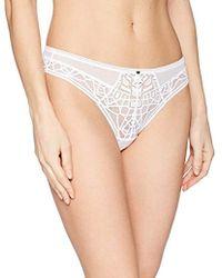 Freya - Soiree Lace Brief Panty - Lyst