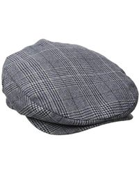 b5bfc986 Lacoste Wool Broadcloth Driver Cap in Gray for Men - Lyst