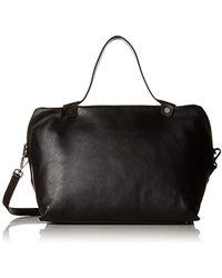 Ecco - Sculptured Handbag - Lyst