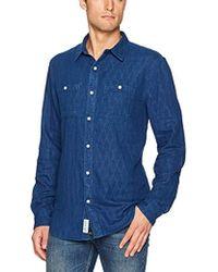 Lucky Brand - Mason Work Wear Shirt - Lyst