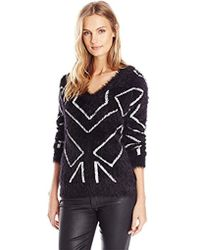 Buffalo David Bitton - Bygelle Long-sleeve Sweater - Lyst