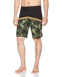 "Quiksilver Stomp Paradise 20/"" Swimwear Boardshorts Sz 32"