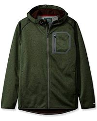 19db5d89df5 Lyst - Patagonia R1 Fleece Jacket in Green for Men