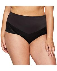95a561fa524 Maidenform - Plus Size Curvy Firm Foundations At-waist Shaping Brief - Lyst