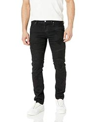 Armani Exchange - | Solid Colored Ripped Denim Pnts - Lyst