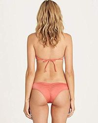 Billabong - Sol Searcher Hawaii Low Bikini Bottom - Lyst