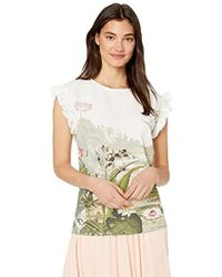 Ted Baker Coorai - White