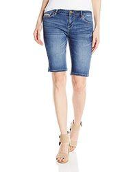 Calvin Klein - Jeans Denim City Short - Lyst