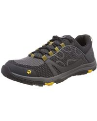 Jack Wolfskin - Activate Low M Hiking Shoe - Lyst