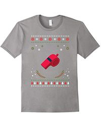 COACH - Whistle Ugly Christmas Pattern Shirt - Lyst