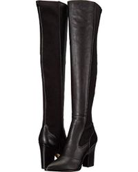 41bbf0048bd1 Sam Edelman - Natasha Over The Over The Knee Boot - Lyst