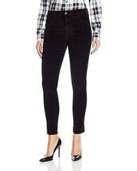 Joe's Jeans - Lux Cordurorywasteland High Rise Skinny Ankle - Lyst