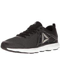 e760c08c6f7cf3 Lyst - Reebok Women s Hexaffect Run 4.0 Mtm Running Shoe in Gray