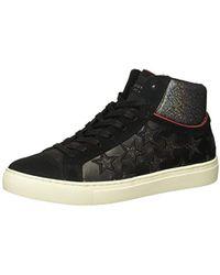 7b9ef529eb42 Skechers - Skecher Street Side Street-glitter Star High Top Fashion Sneaker  - Lyst
