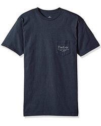 O'neill Sportswear - Randolph Tee - Lyst