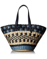 Lucky Brand - Lucky Isabel Basket Tote - Lyst