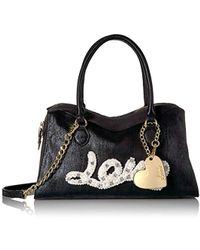 Betsey Johnson - Just For The Frill Of It Satchel - Lyst