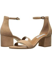 b74b0255150 Lyst - Steve Madden  lavii  Platform Sandal (women)