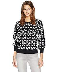 Parker - Beven Knit Sweater - Lyst