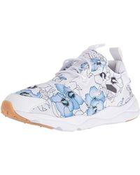 Reebok - Furylite Fg Fashion Sneaker - Lyst
