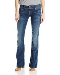 Hudson Jeans - Signature Bootcut Jean In Satyricon - Lyst