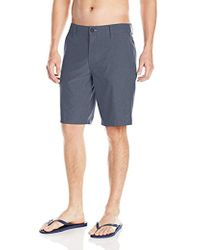 O'neill Sportswear - Loaded Hybrid Boardshort - Lyst