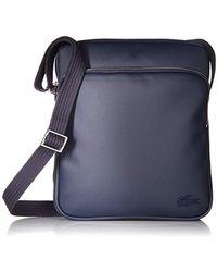Lacoste - Classic Petit Pique Double Bag - Lyst