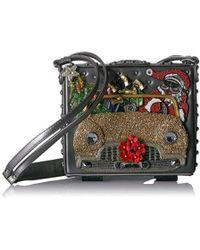 36554281d The Sak Handbag S Ukiah Guava Pink Leather Purse With Drawstring - Lyst