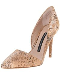 French Connection - Elvia Dress Pump - Lyst