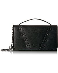 Guess - Kaia Grain Wallet On A String - Lyst