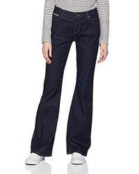 Esprit Damen Bootcut Jeans