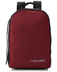 Calvin Klein - Clash Round Backpack - Lyst