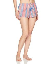 Lucky Brand - Striped Pajama Short - Lyst
