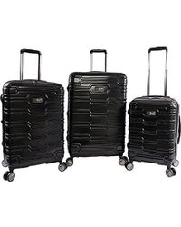 Original Penguin - Collins 3 Piece Set Expandable Suitcase With Spinner Wheels - Lyst