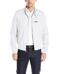 Members Only - Original Iconic Racer Jacket - Lyst