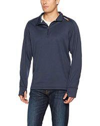 Timberland - 1/4 Zip Understory Fleece Top - Lyst