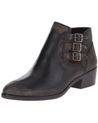 Frye - Ray Belted-sto Boot - Lyst