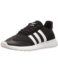 new style b6861 eefe6 adidas Originals - Adidas Flashback W Fashion Sneaker - Lyst