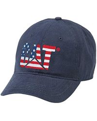 Caterpillar - 1120066 Custom Design Hat - Lyst