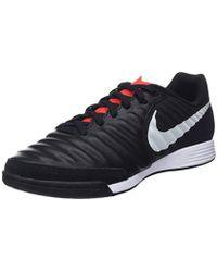 9363d5030d316 Nike - Unisex Adults  Legend 7 Academy Ic Low-top Trainers Multicolour ( black