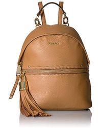 CALVIN KLEIN 205W39NYC - Lynn Pebble Backpack - Lyst