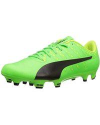 PUMA - Evopower Vigor 4 Fg Soccer Shoe - Lyst
