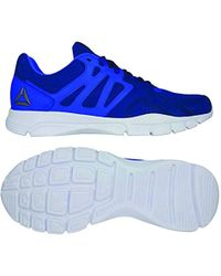 Reebok Trainfusion Nine 3.0 Fitness Shoes in Blue for Men - Lyst c2a74c1aa
