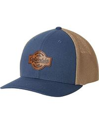 Lyst - Columbia Rugged Outdoor Mesh Hat in Gray for Men - Save 20.0% 50a9d3b30cb0