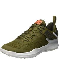more photos 1e5e7 26aee Nike - Zoom Domination Tr 2 Fitness Shoes, Multicolour (olive Canvas sequoia