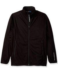 J.Lindeberg - Fleece Thermal Jacket - Lyst