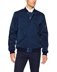 Lacoste - Padded Bomber - Lyst