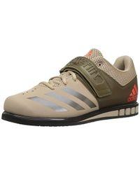 lyst adidas modello scarpe in naturale per gli uomini