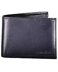 Calvin Klein - Smooth Essential5cc Coin Wallet - Lyst